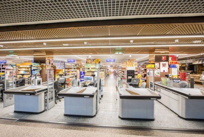Supermercados Plaza