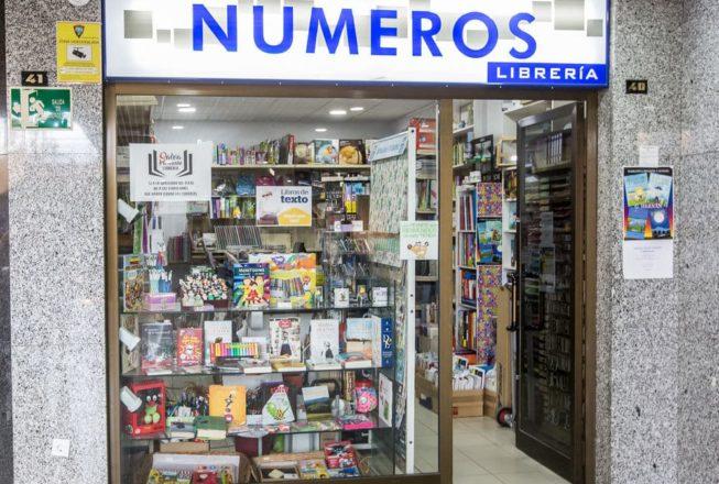 Papelería Librería Números
