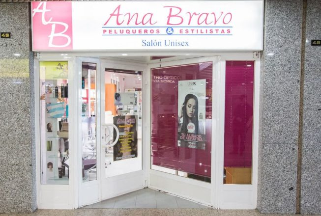 Ana Bravo Peluqueros y Estilistas