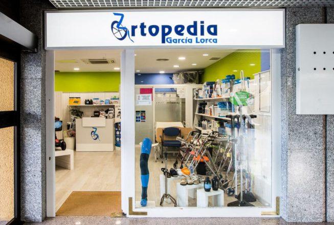 Ortopedia García Lorca