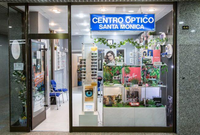 Centro Óptico Santa Mónica